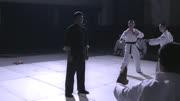 宗師葉問:甄子丹打敗日本軍官為國爭光,打得太帥了真過癮