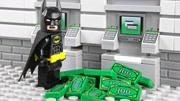 乐高蝙蝠侠拼装模型,一不小心被作者捣乱!
