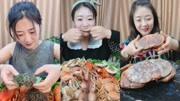 香菇的神奇吃法,打上花刀煎一煎,做出的素鮑魚比真鮑魚都好吃