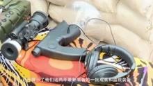 印边境部队秀装备,买了两款中国无人机,配拾音器侦听巴铁哨所