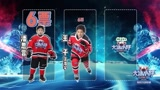 大冰小将之奶爸佟大为助阵队长选拔 易烊千玺雷佳音首秀冰球技艺