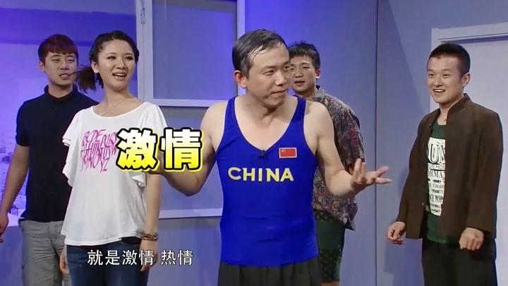 """大潘教""""愛笑兄弟""""跳廣場舞,動作太逗,引全場爆笑"""