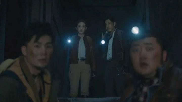 《鬼吹燈之龍嶺神宮》:林雨申,比鬼打墻更厲害的懸魂梯看過嗎?