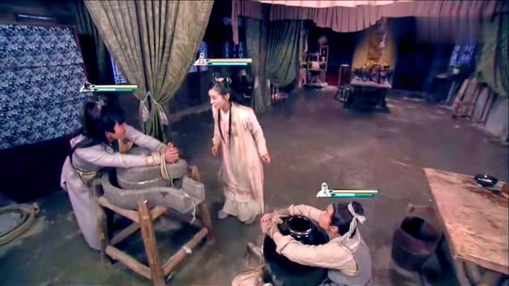 龍門鏢局:英珞對郭京飛說小胡子叔叔,你要答應我帶我遠走高飛!