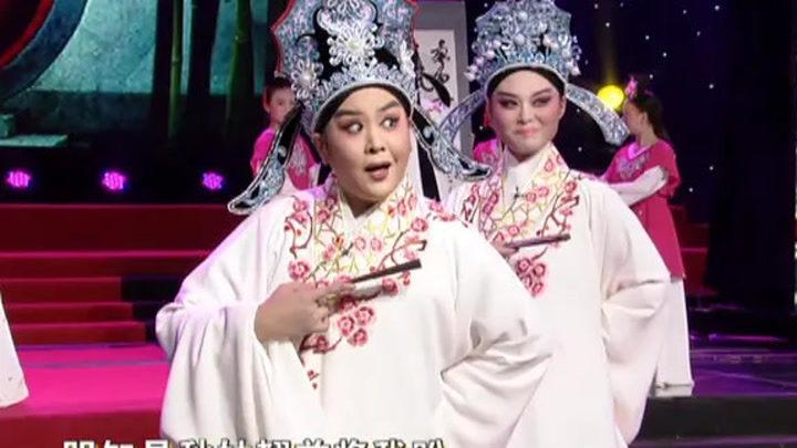 豫劇《風流才子》選段 王靜:祝老兄到東廳雪中送碳丨梨園春