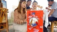 朱家尖公勺公筷公益广告