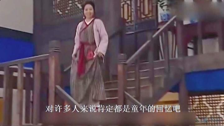 還記得《武林外傳》的祝無雙嗎?其他主演都火了,為啥就她消失了