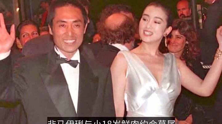 馬伊琍和小18歲吳昊宸兩人在2018年就相識了