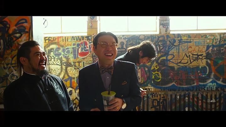 王迅:你正常起来更像个坏人
