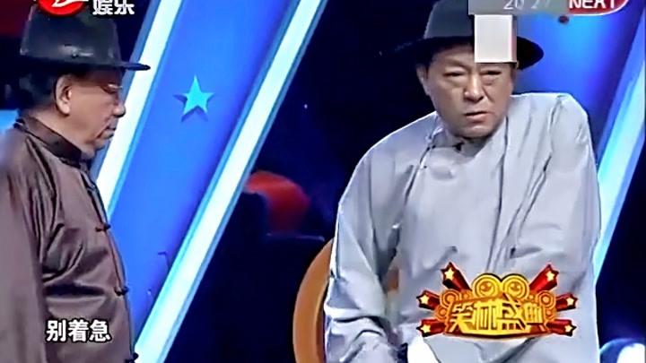 侯耀華裝盲人賣表,聯手毛猛達,碰瓷朱楨